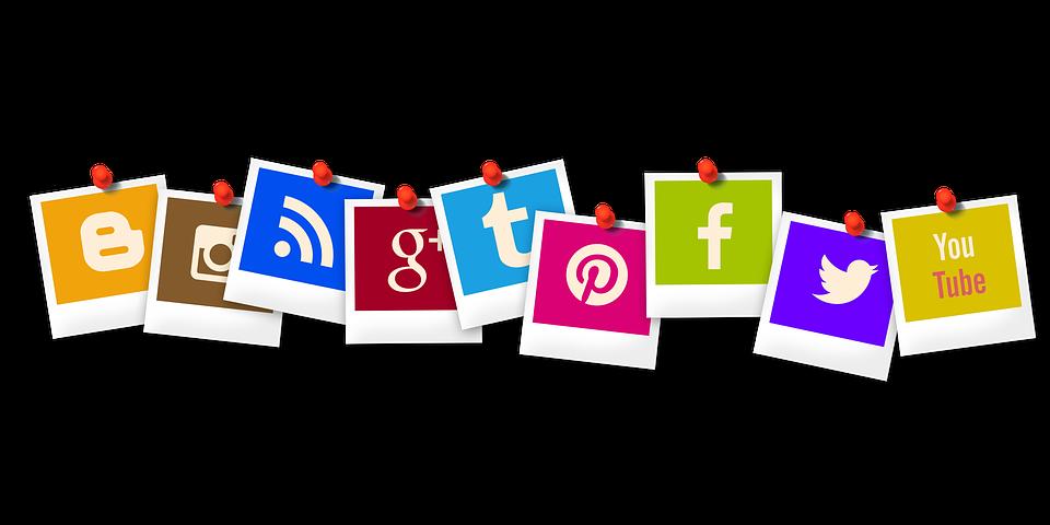 Icon, Polaroid, Blogger, Rss, Tumblr, App, You Tube