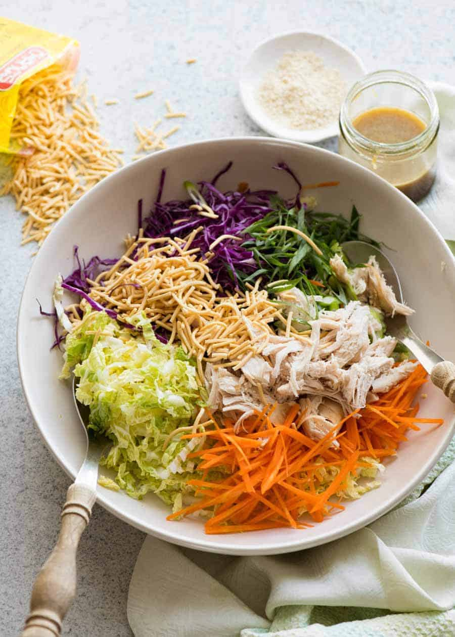 Try These Incredible 15-Minute Meals Tonight: Chinese Chicken Salad