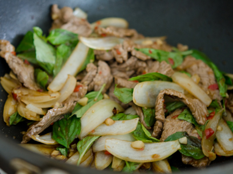 15 Quick Dinner Ideas: Cook a Full Meal in 20 Minutes - Stir-Fry