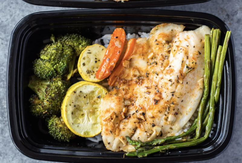 Clean Eating Meal Prep Ideas: Your Week Just Got Easier - Sheet Pan Tilapia