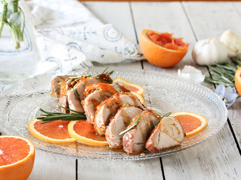 Easy Weeknight Dinner: Pork Tenderloin Loin