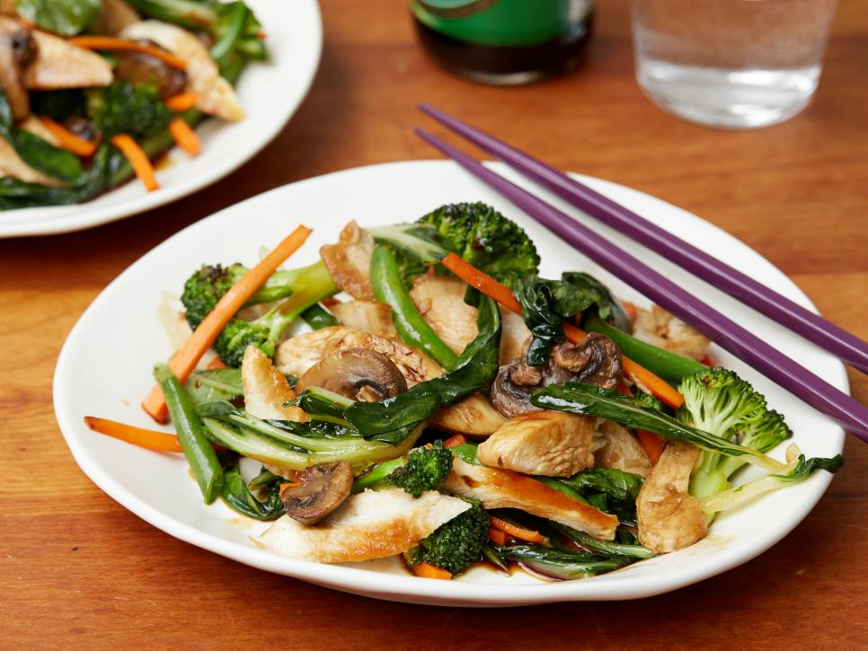 What Should I Eat for Dinner: Chicken Stir-Fry