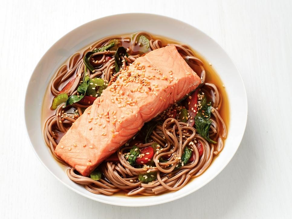 What Should I Eat for Dinner: Soba Noodles