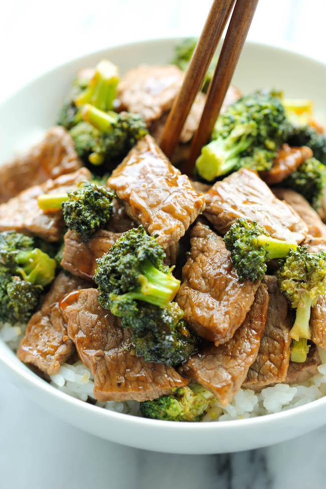 Easy Dinner Ideas for Two: Beef and Broccoli