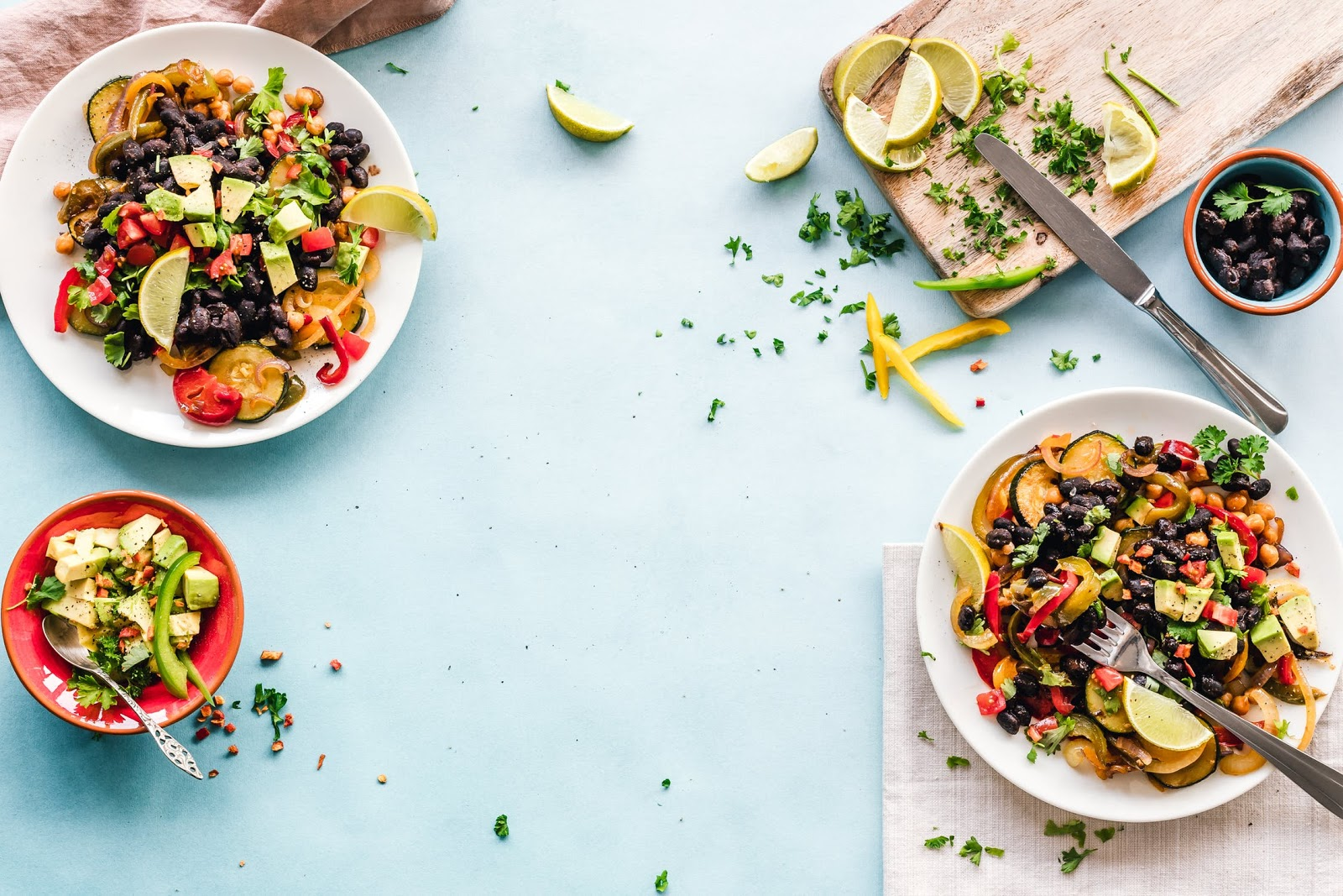 Easy healthy dinner: Southwest Burrito Bowls