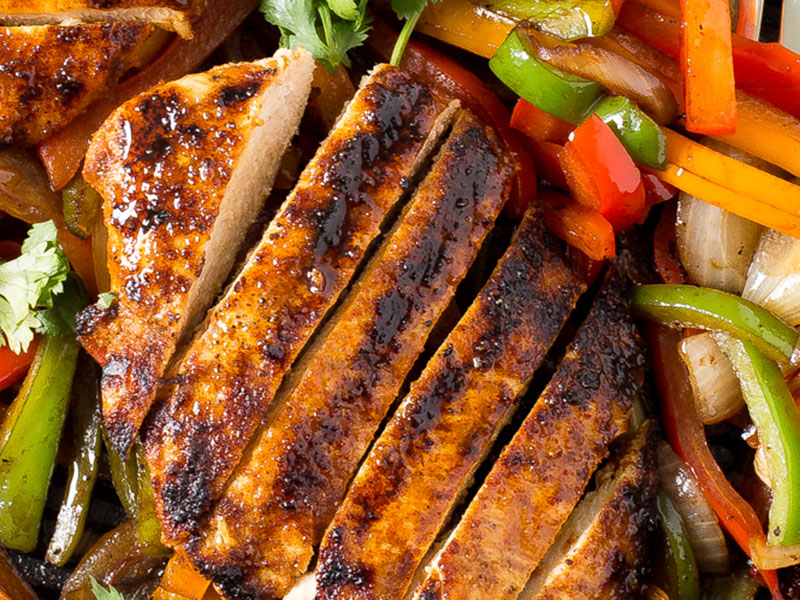 30-minute meals: Easy Chicken Fajitas