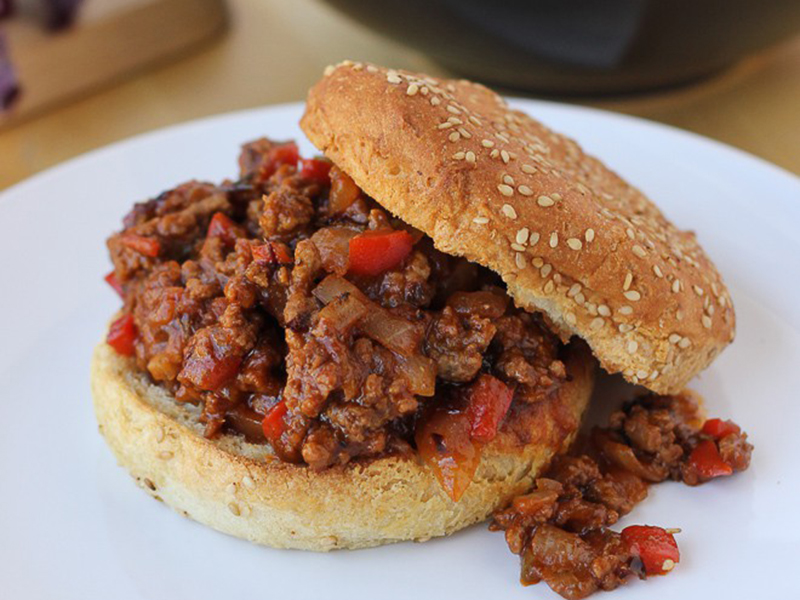30-minute meals: The Best Sloppy Joes