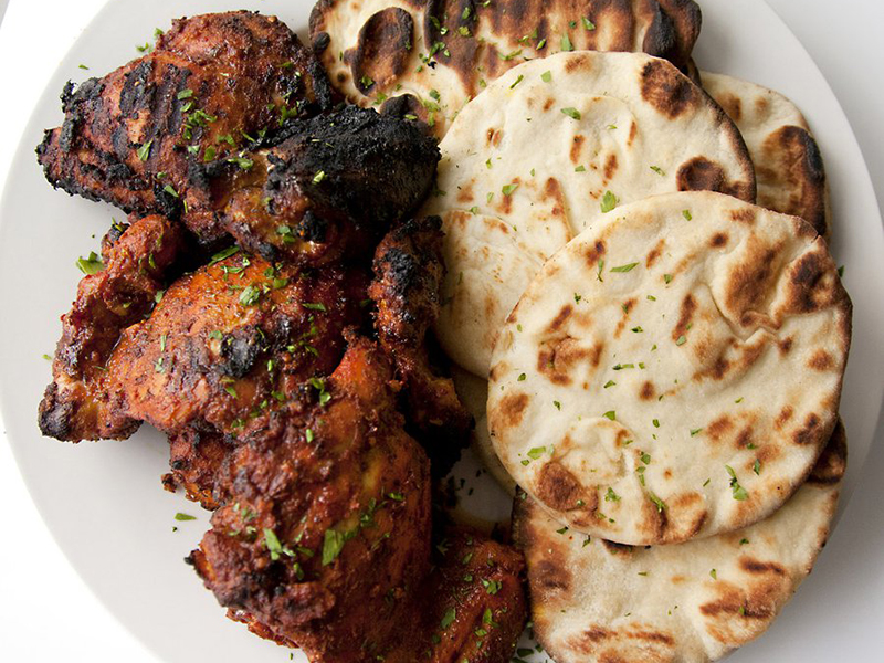 Chicken dinner ideas: Grilled Chicken Tandoori