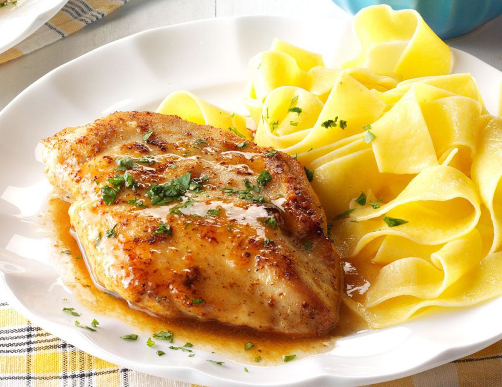 Fast dinner ideas: Quick Chicken Piccata
