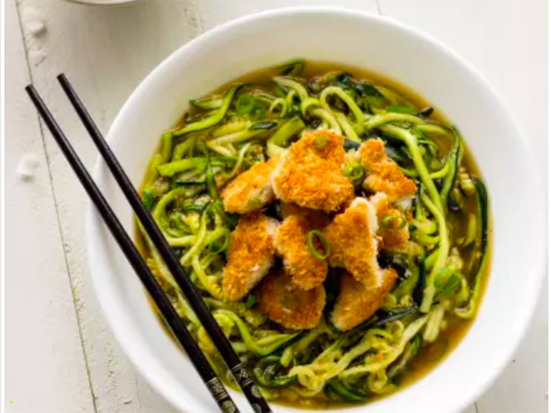 Healthy quick meals: Honey Garlic Chicken