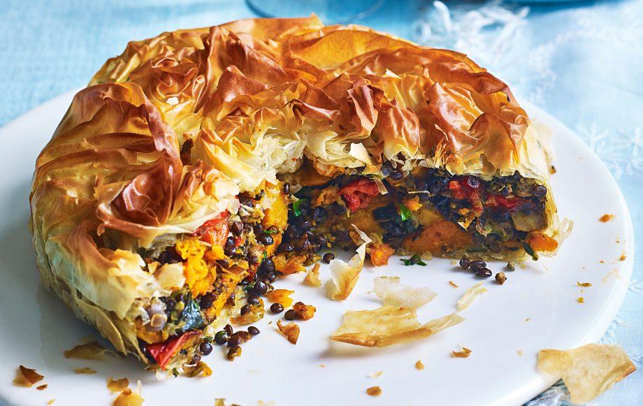 500-calorie meals: Vegetarian Pie