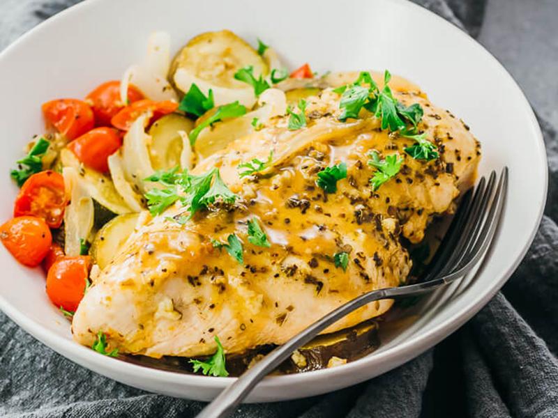 Easy chicken dinners: Greek Chicken