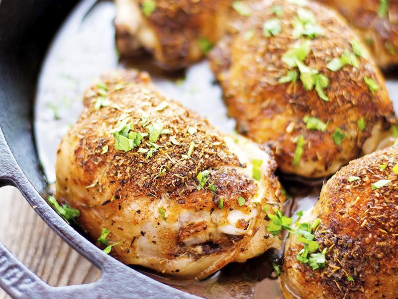 Easy Chicken Dinners: Easy Crispy Chicken