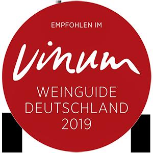 Auszeichnung vinum 2019