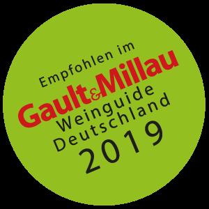 Auszeichnung Gault Millau 2019
