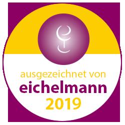 Auszeichnung eichelmann 2019