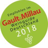 Auszeichnung Gault Millau 2018