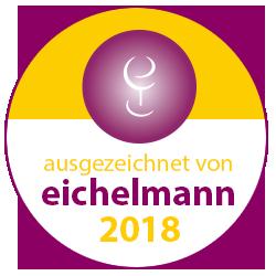 Auszeichnung eichelmann 2018