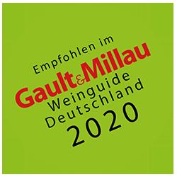Auszeichnung Gault & Millau 2020