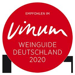 Auszeichnung vinum 2020