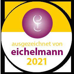 Auszeichnung eichelmann 2021