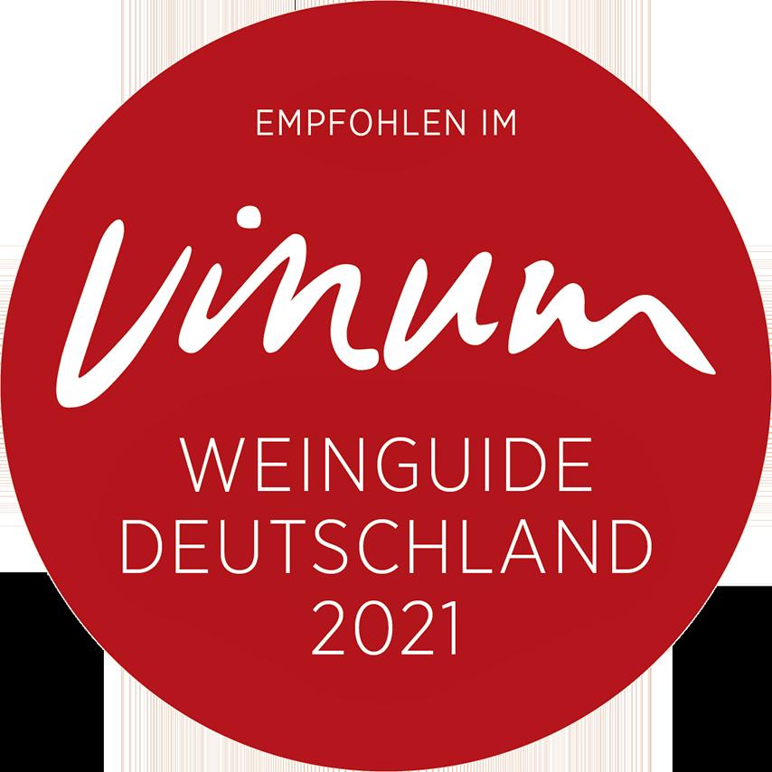 Auszeichnung vinum 2021