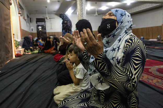 Mina's List Outlines Four Urgent Actions to Protect Afghan Women in Washington Post Op-Ed