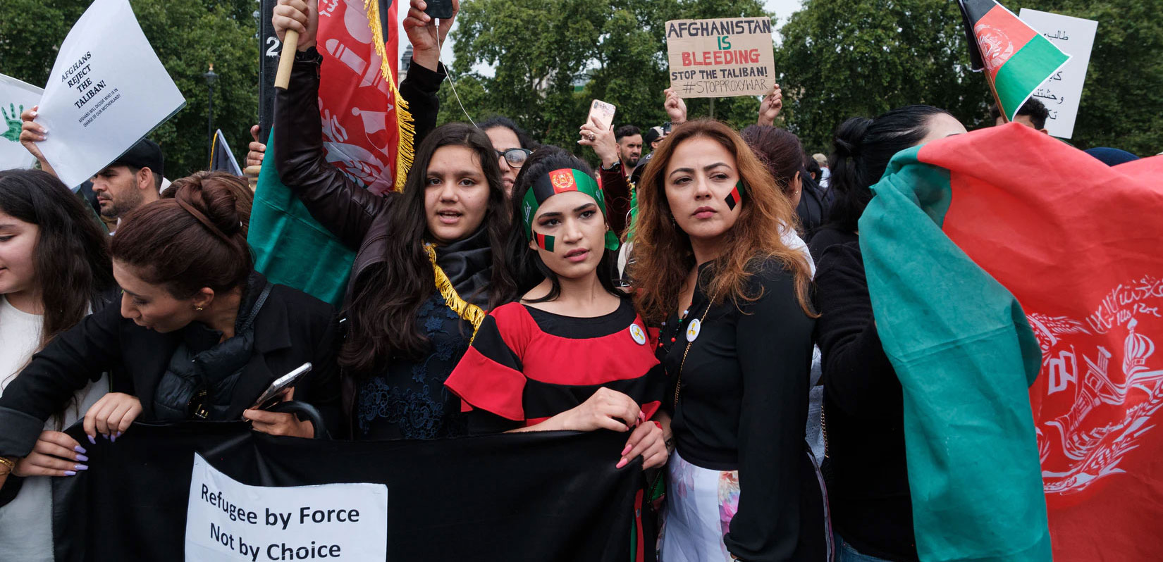 Mina's List Calls for Afghan Evacuations to Continue To Ensure At-Risk Women are Not Left Behind