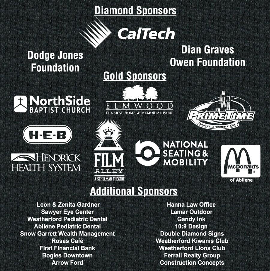 2020 Sponsors