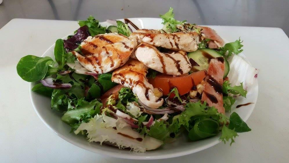Picture of a salad