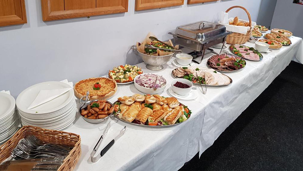 Picture of a buffet