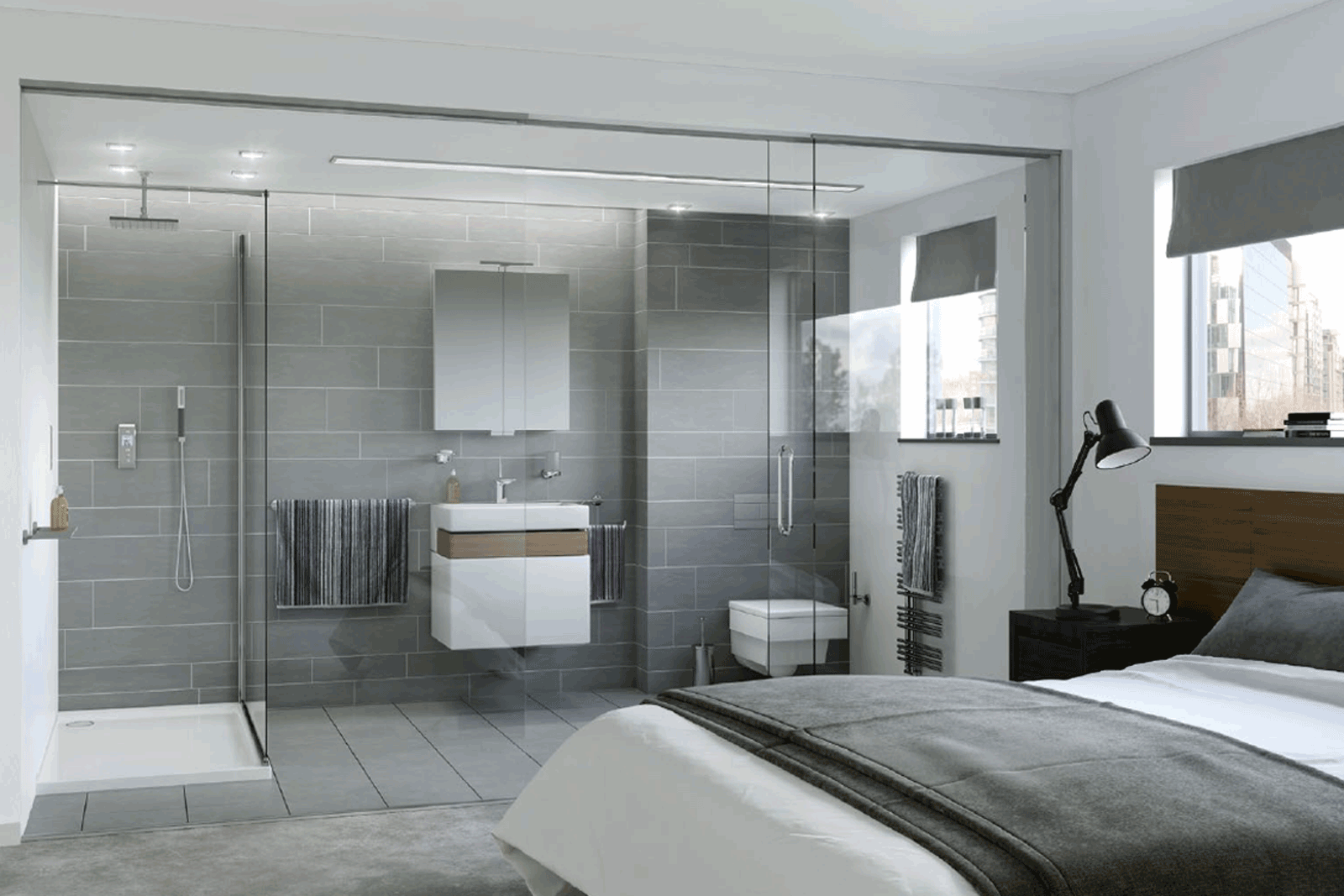 Adding An En Suite Bathroom Staac