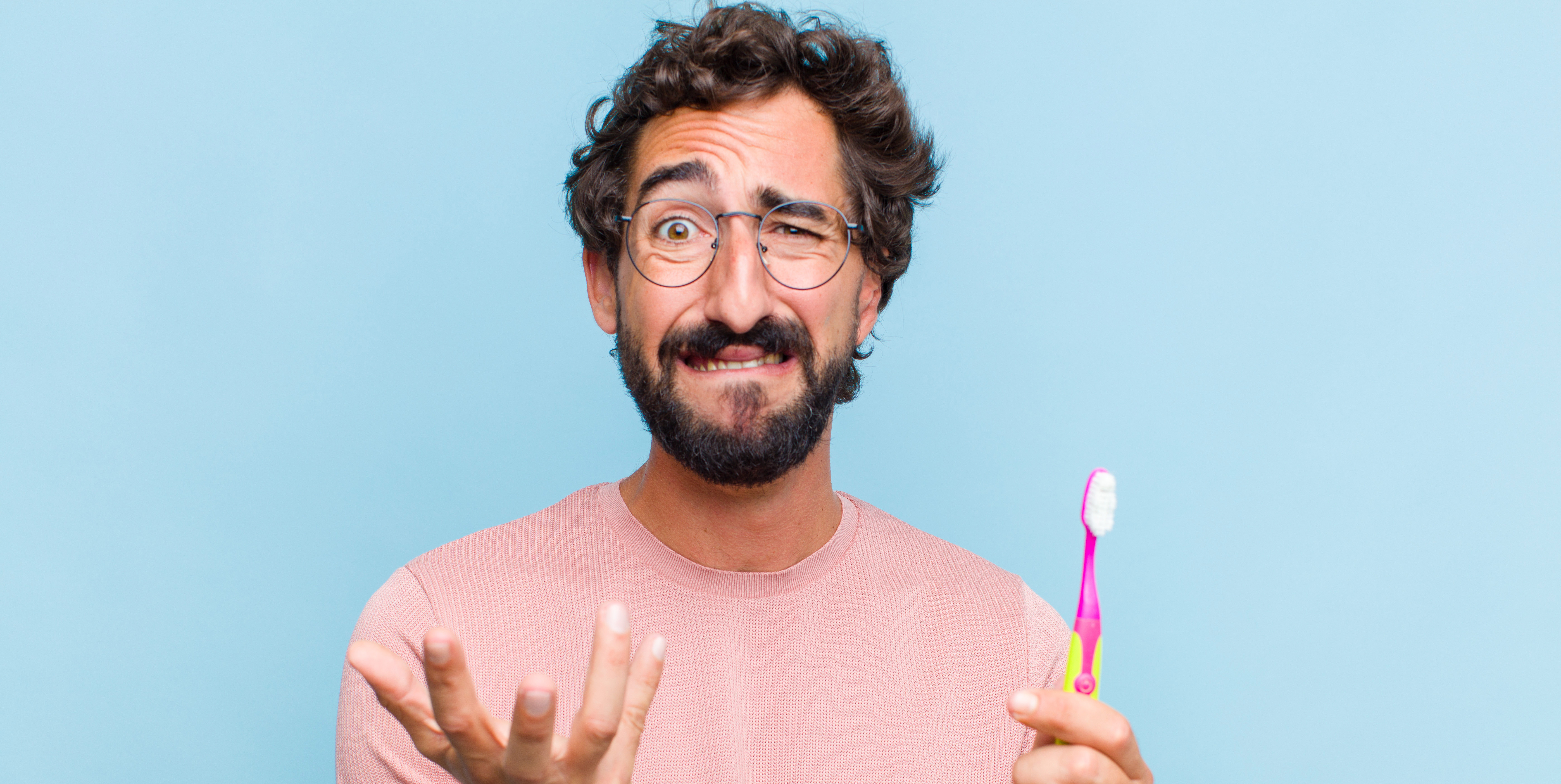Why don't cavities heal if you keep brushing your teeth?