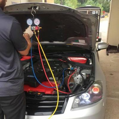 auto repair testing