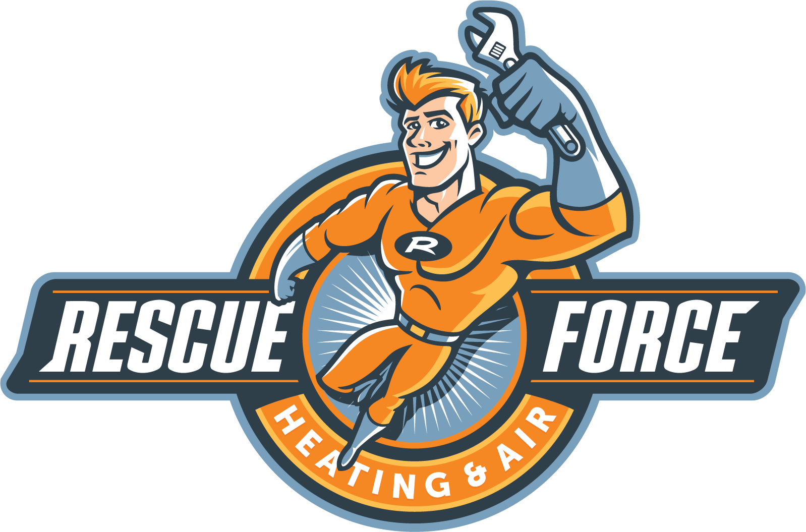 Rescue Force Logo
