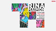 Rina Maimon website screenshot