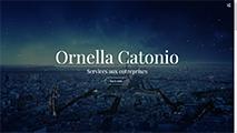 ornella's homepage screenshot