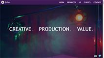 Juno website screenshot