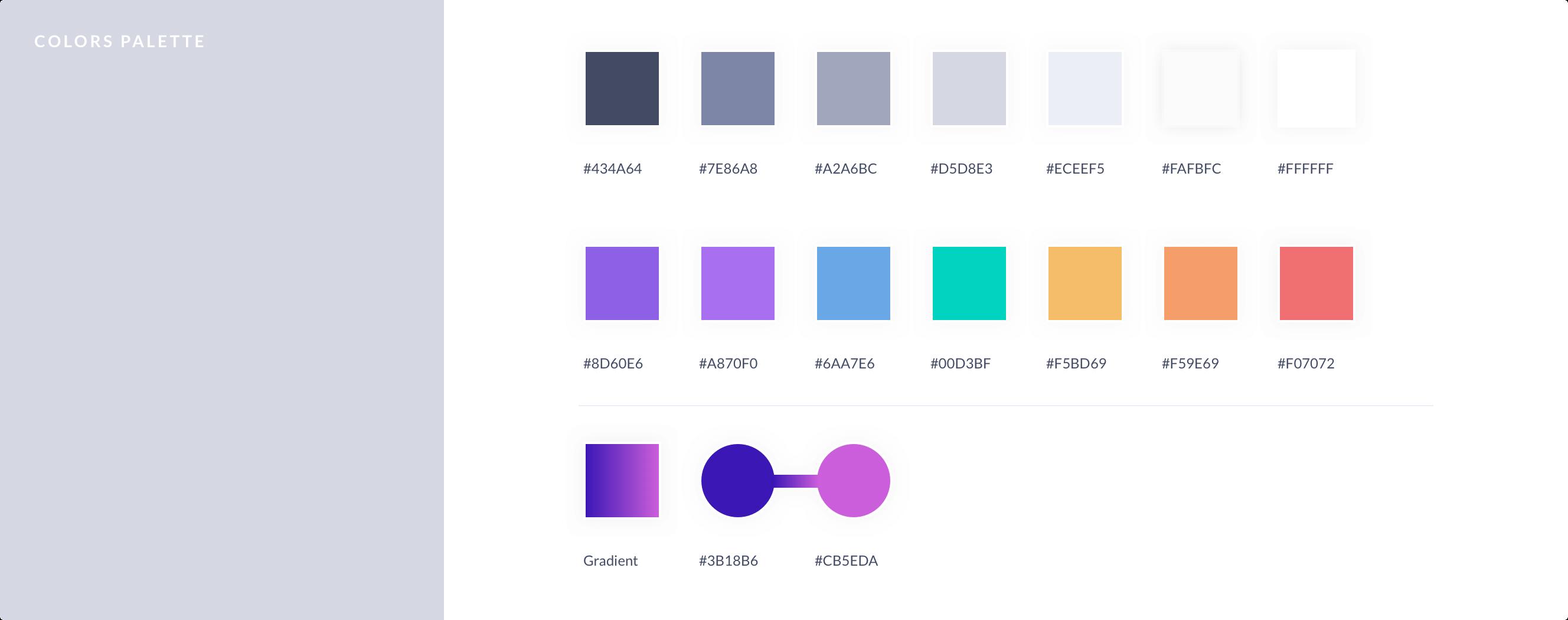 smart host color palette