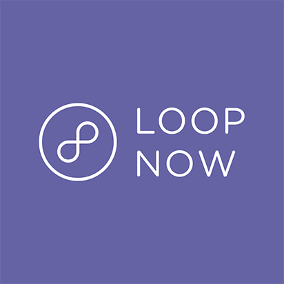 Loop Now logo