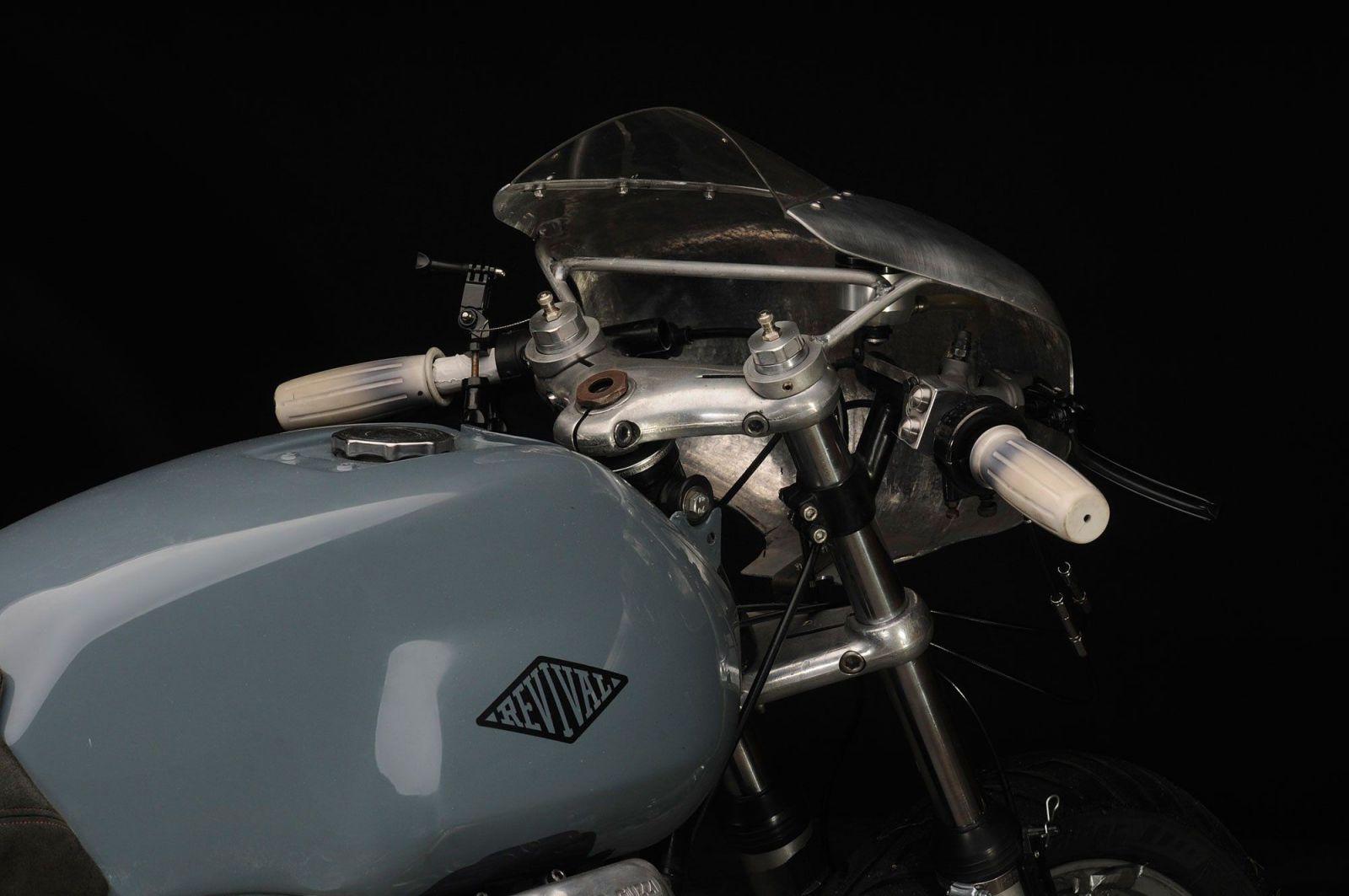 Moto Guzzi le Mans Revival Cycles