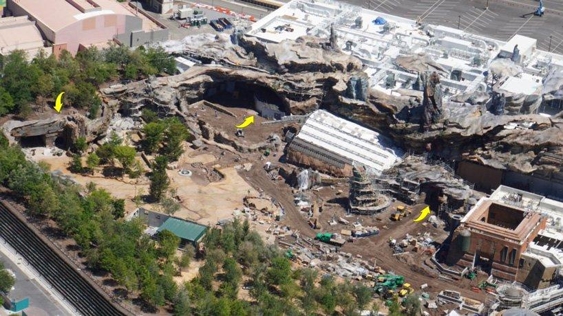 Parc Star Wars Disney