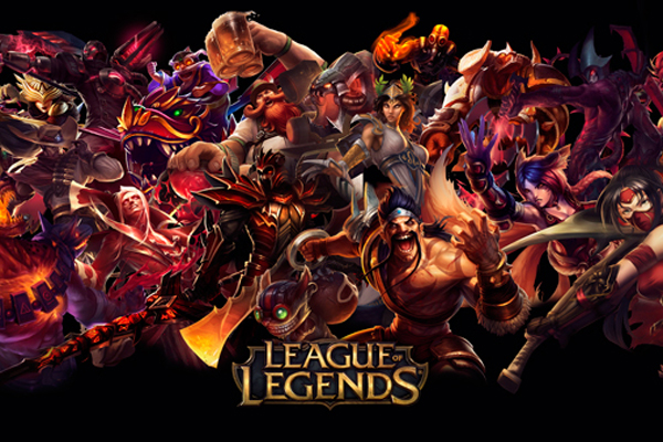 League of legends Netflix