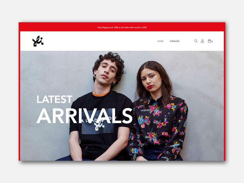 Site shopify a leading idea