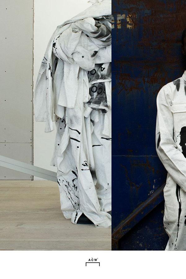 Futura x a cold wall