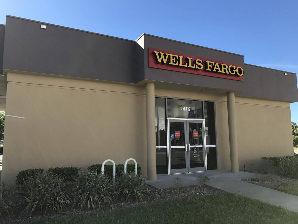 Wells Fargo - 2416 S Atlantic Ave