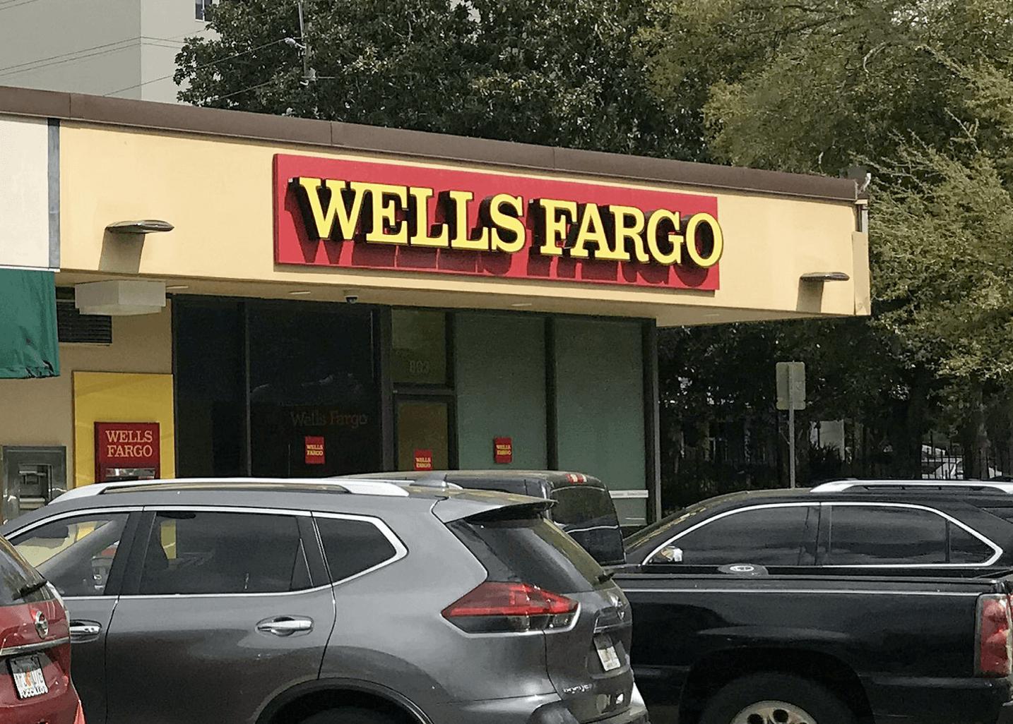 Wells Fargo - 803 Lomax Street