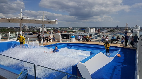 Independence Flowrider