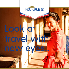 Look at travel with new eyes…