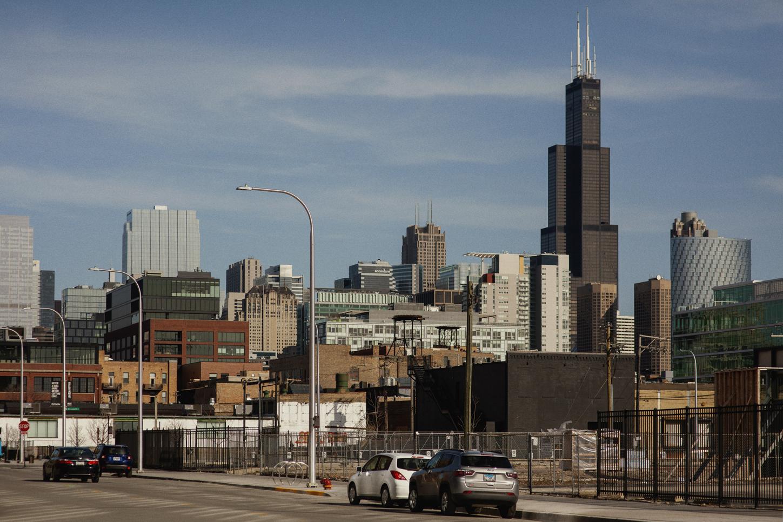 Chicago Bohemian Loft Elopement in West Loop